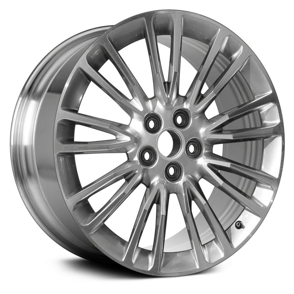 PartSynergy Aluminum Alloy Wheel Rim 20 Inch Fits 2016