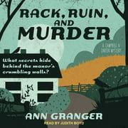 Rack, Ruin and Murder - Audiobook