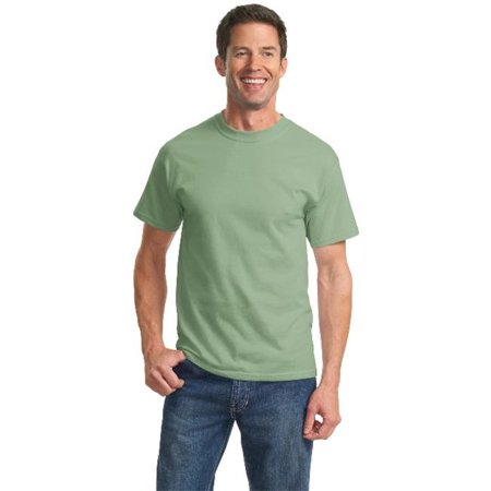 Port & Company® - Tall Essential Tee.  Pc61t Stonewashed Green Xlt - image 1 de 1