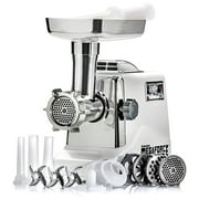 Best Electric Meat Grinders - STX INTERNATIONAL STX-3000-MF Megaforce Patented Air Cooled Electric Review