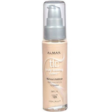 Almay Truly Lasting Color Makeup 1 Fl Oz