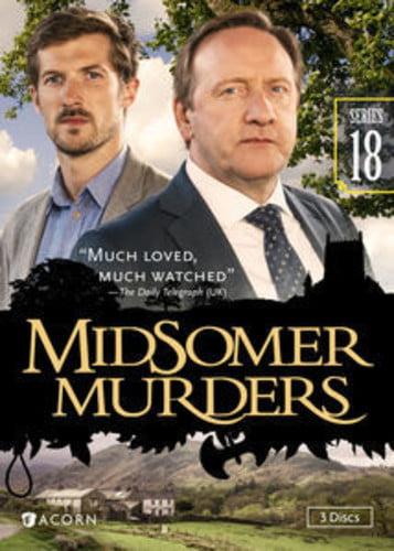 Midsomer Murders: Set 18 (DVD) by RLJ/SPHE