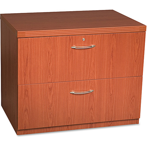 "Mayline Aberdeen Series Freestanding Lateral File, 36""W x 24""D x 29-1/2""H"