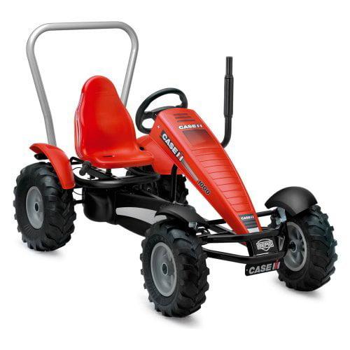Berg USA Case-IH BF Pedal Go Kart Riding Toy