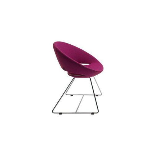 Hokku Designs Crescent Wire Side Chair