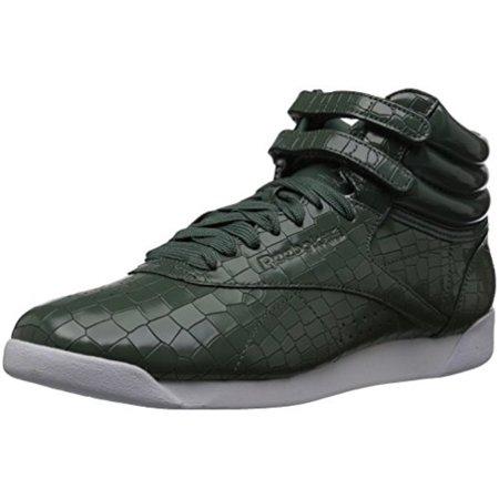 Reebok Women's FS Hi Crackle Walking Shoe