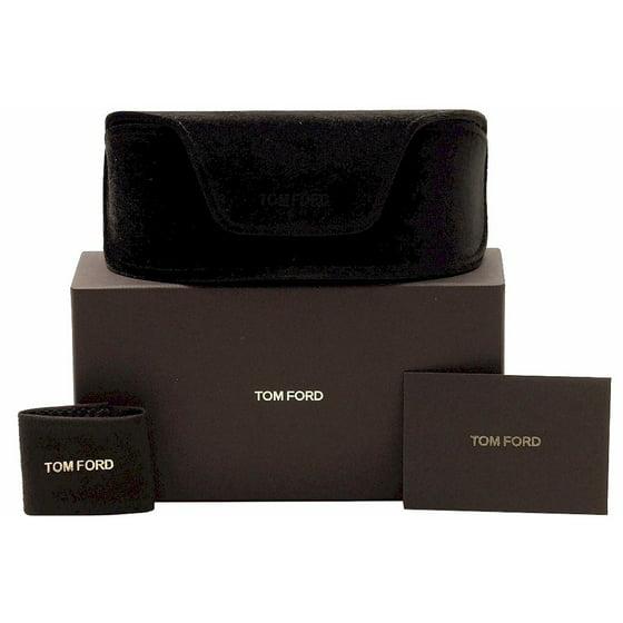 081814f578f Tom Ford Oval Eyeglasses TF5342 063 Size  51mm Gold Black Horn FT5342 -  Walmart.com