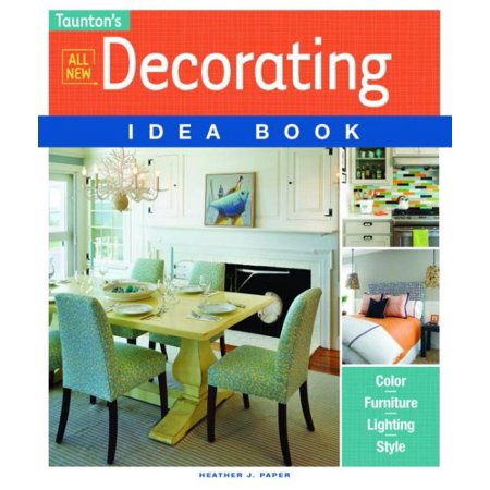 All New Decorating Idea Book for $<!---->