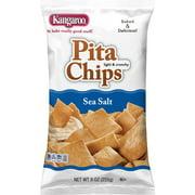 Kangaroo Sea Salt Pita Chips 9 Oz.