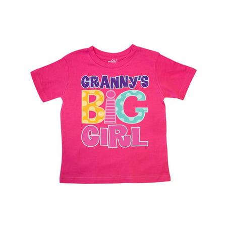- Granny's Big Girl Toddler T-Shirt