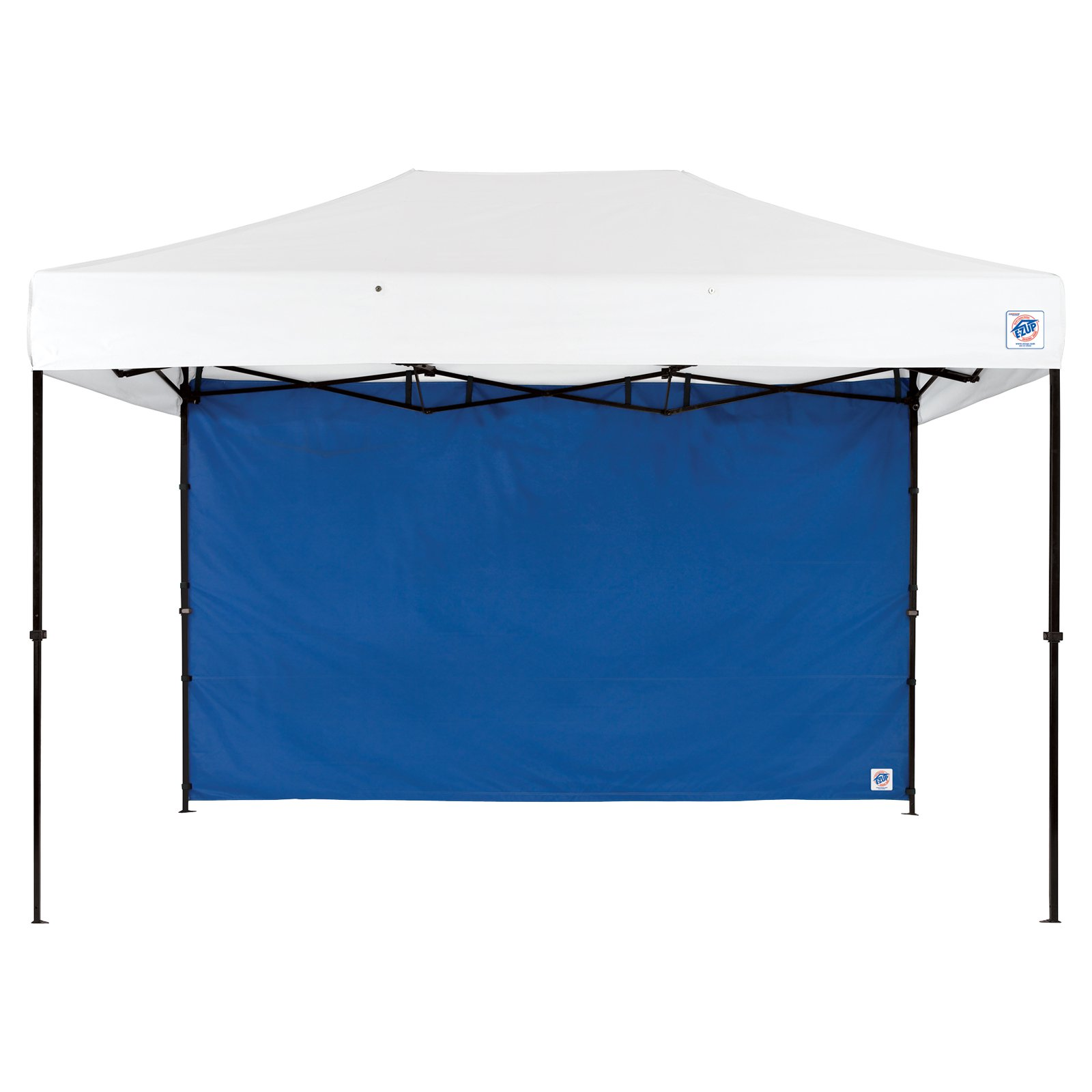 sc 1 st  Walmart & E-Z Up 8x12 Foot Speed Shelter Canopy Sidewall-Blue - Walmart.com
