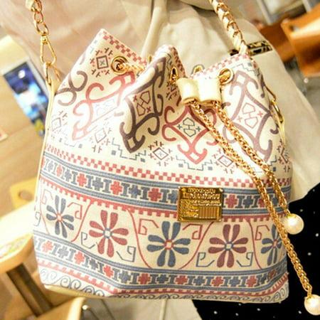 Woven Hobo Handbag - Women Handbag Shoulder Bag Tote Purse Messenger Satchel Bag Cross Body