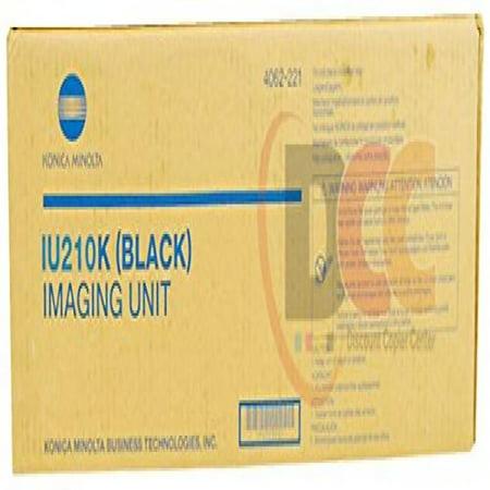 Genuine Konica Minolta IU210K Black Imaging Unit for Bizhub C250 (Genuine Black Imaging Unit)