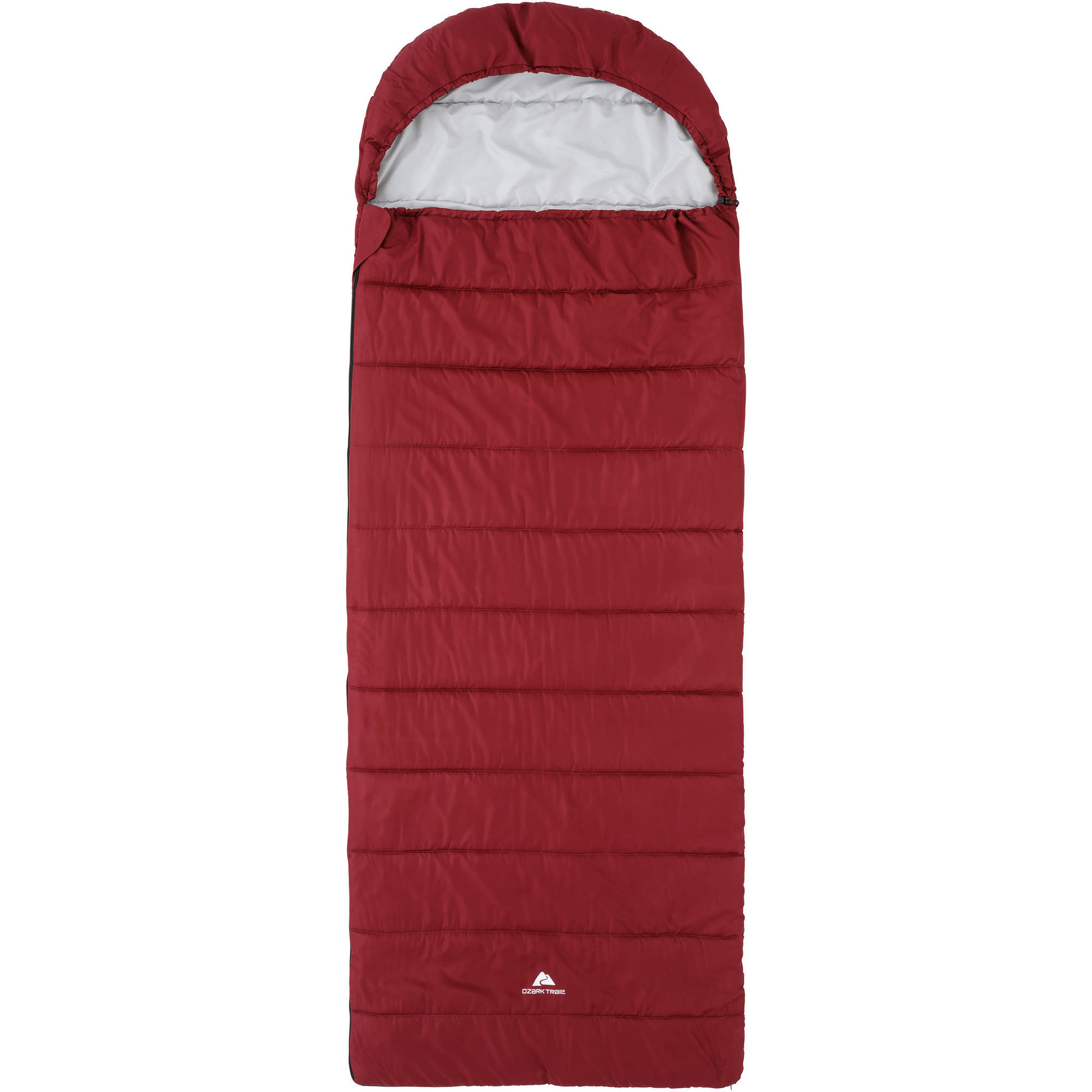 Ozark Trail 30F Cold Weather Hooded Rectangular Sleeping Bag by EUSEBIO SPORTING CO.,LTD