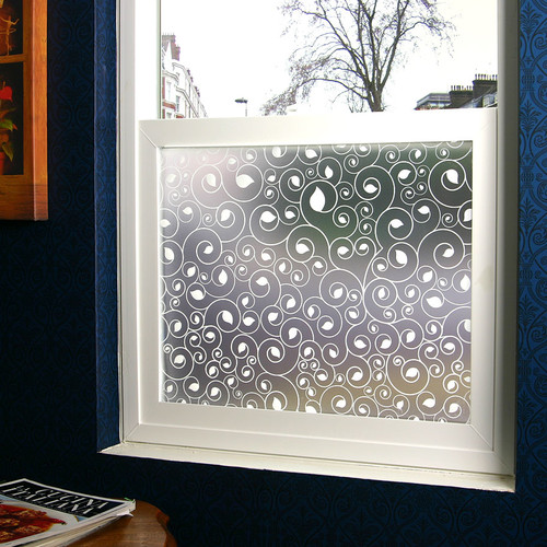 Stick Pretty Calla Privacy Window Film