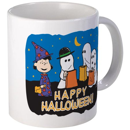 CafePress - The Peanuts Gang Happy Halloween Mugs - Unique Coffee Mug, Coffee Cup CafePress - Angry Birds Halloween Coffee Mugs
