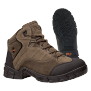 """Men's Timberland Pro® Excave 6"""" Steel Toe Work Boots - Style 91644, Coyote, Size 11"""