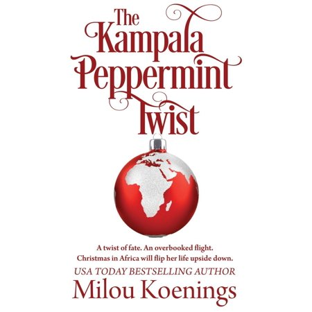 The Kampala Peppermint Twist - (Twisted Peppermint Shimmer)