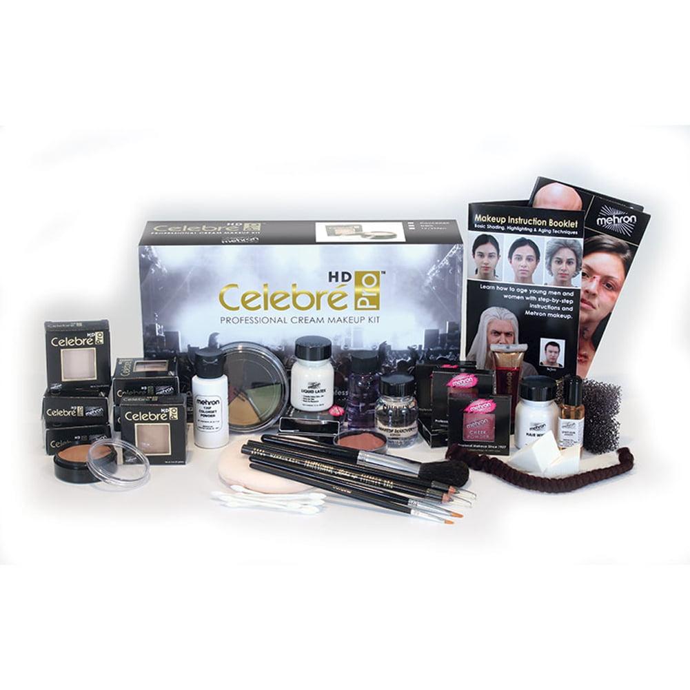 Mehron Celebre Professional Makeup Kit
