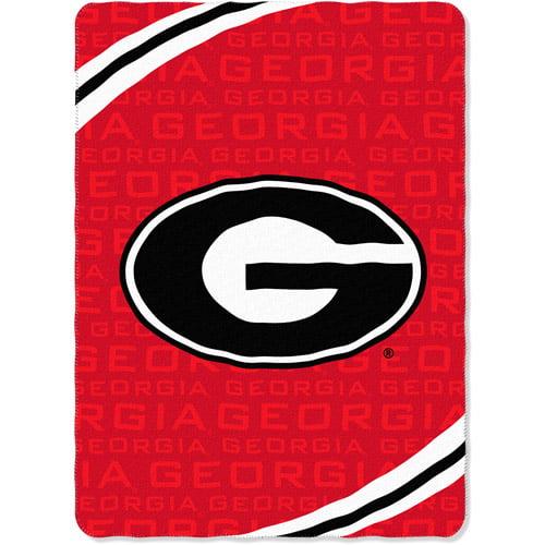"NCAA Georgia Bulldogs 66"" x 90"" Fleece Blanket"