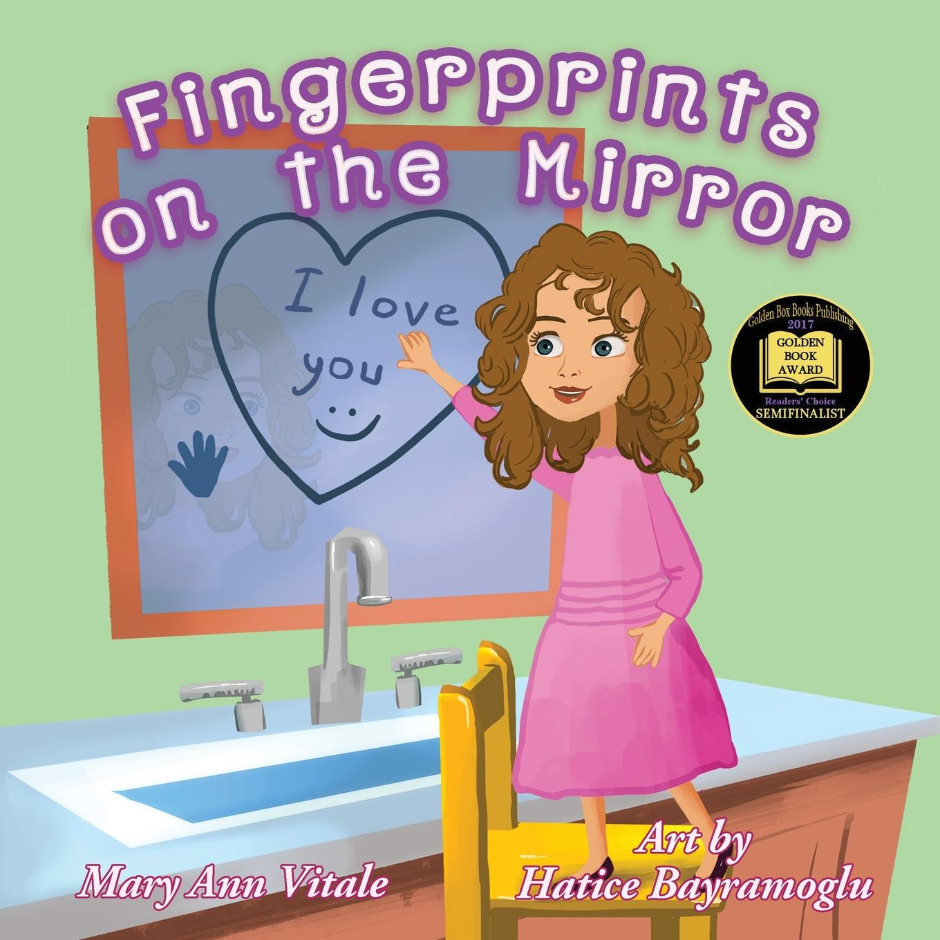 Fingerprints on the Mirror (Paperback)