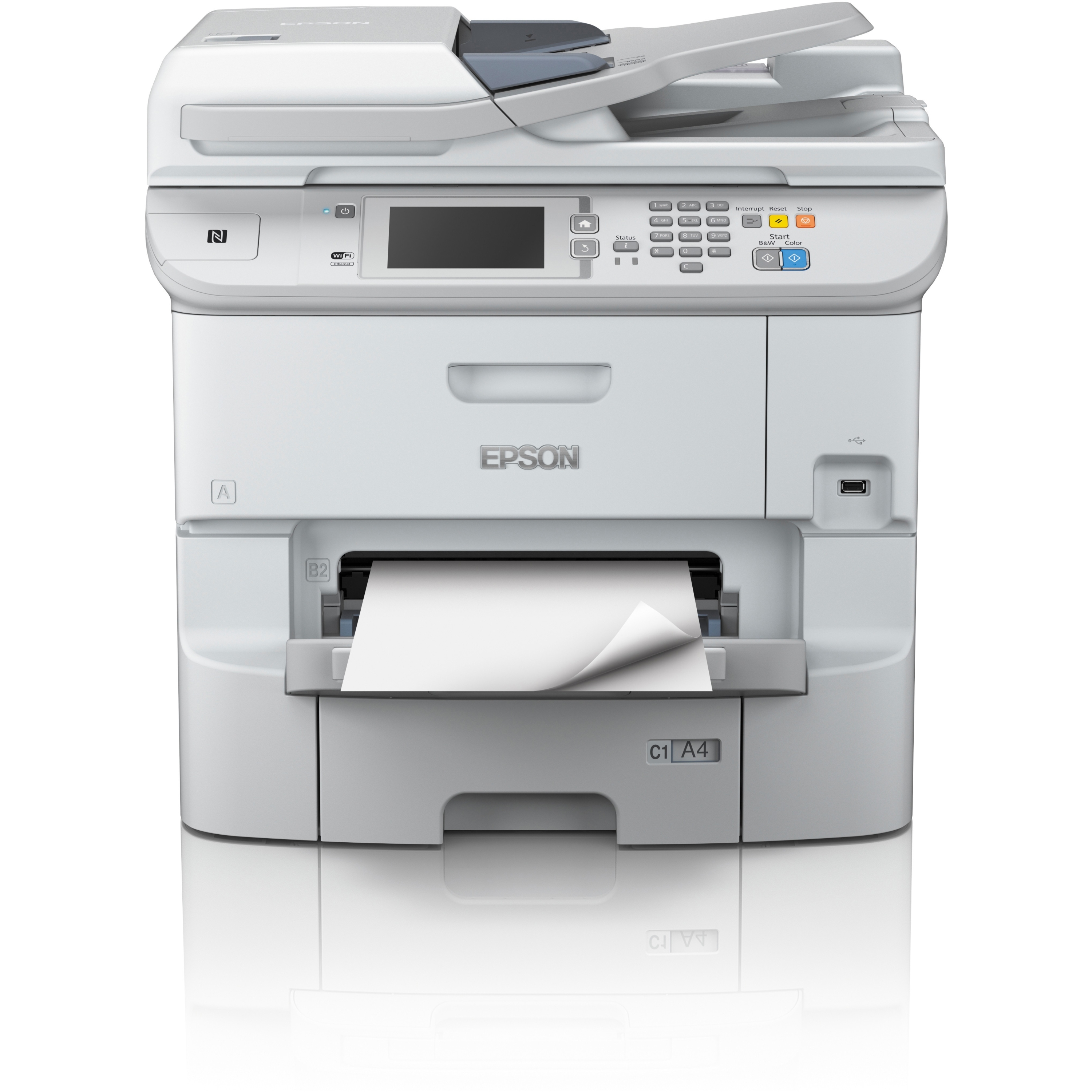 HP Pro Wireless 8000 or Epson All-in-one 610?