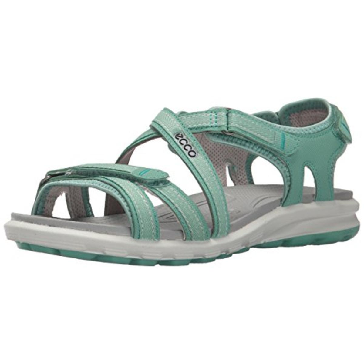 ECCO Womens Slingback Crisscross Strap Sport Sandals by Ecco