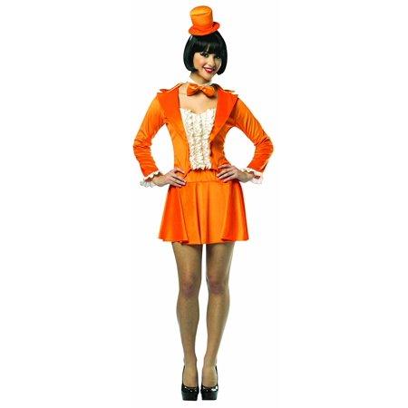 Lloyd Dumb And Dumber (Dumb And Dumber Lloyd Orange Tuxedo Suit Skirt)