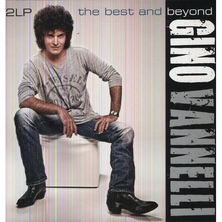 Best & Beyond (Vinyl) (Gino Vannelli The Best Of Gino Vannelli)