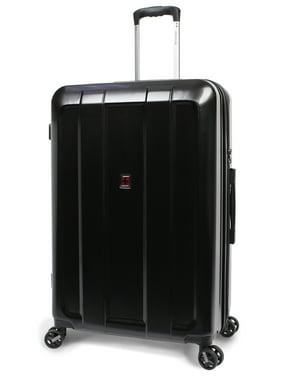 "SwissTech Navigation 29"" Hard Side Check Luggage, 32""H x 20.5""W x 12.5""D (Walmart Exclusive)"