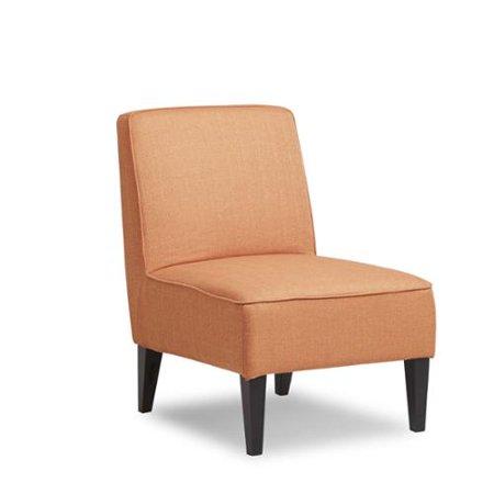 Admirable Goldsparrow Inc Boise Orange Accent Chair Walmart Com Inzonedesignstudio Interior Chair Design Inzonedesignstudiocom