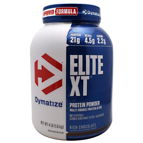 Dymatize Nutrition Dymatize Elite XT Chocolate - 4 lbs (1...