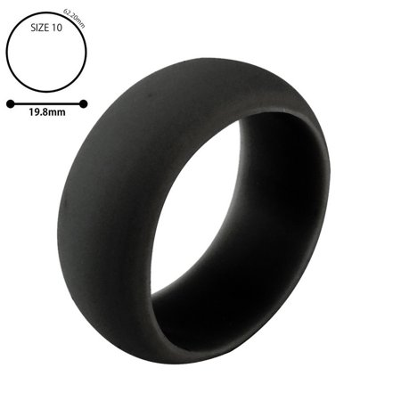 Men S Silicone Wedding Band.1pc Silicone Wedding Band Engagement Ring Hypoallergenic Mens Womens Jewelry