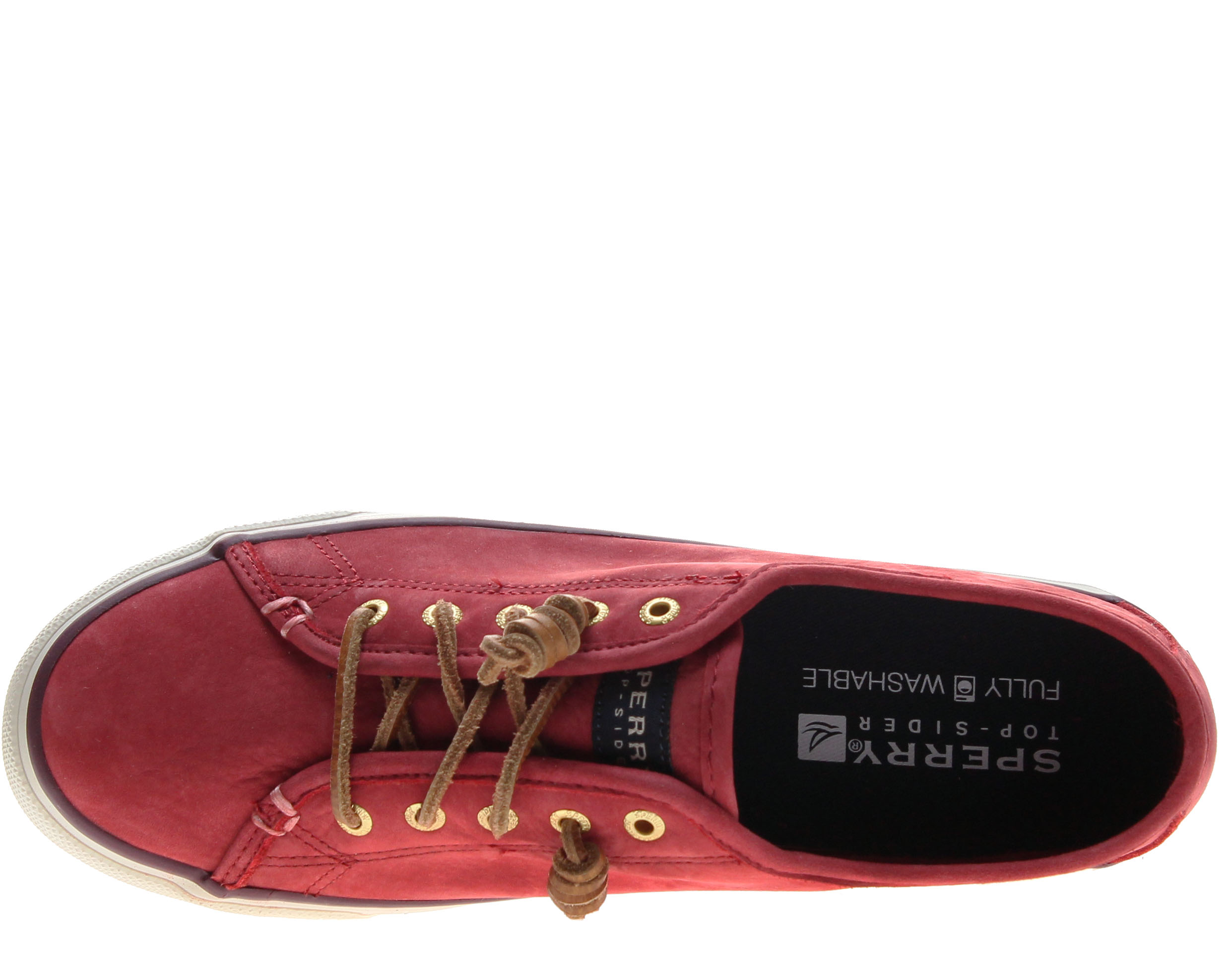 Sperry Top Sider Seacoast Canvas Women's Casual Shoes Size 6.5