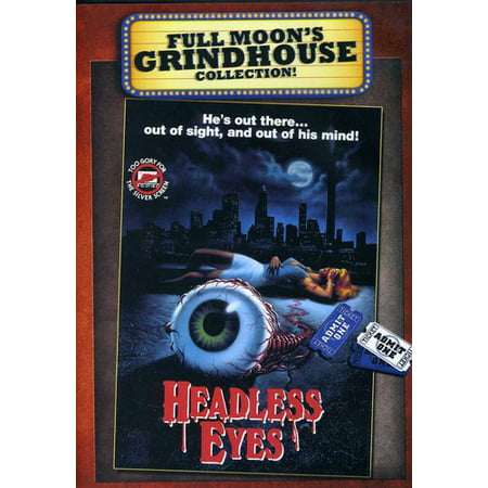 The Headless Eyes (DVD)