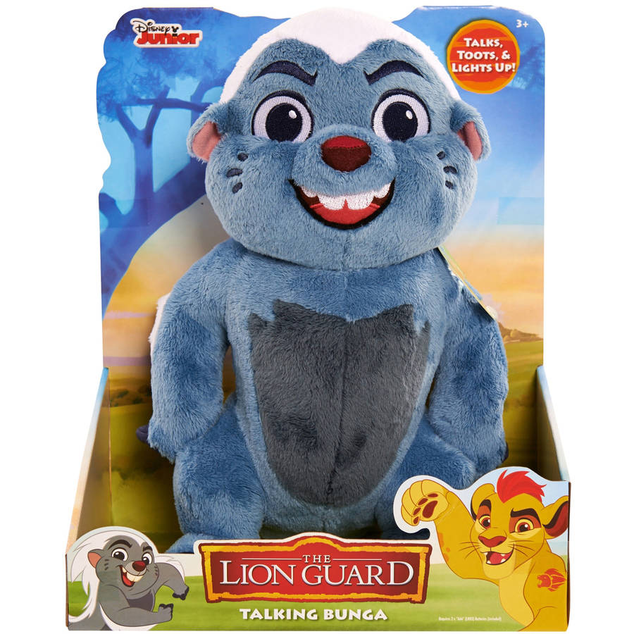 Lion Guard Talking Light Plush Bunga