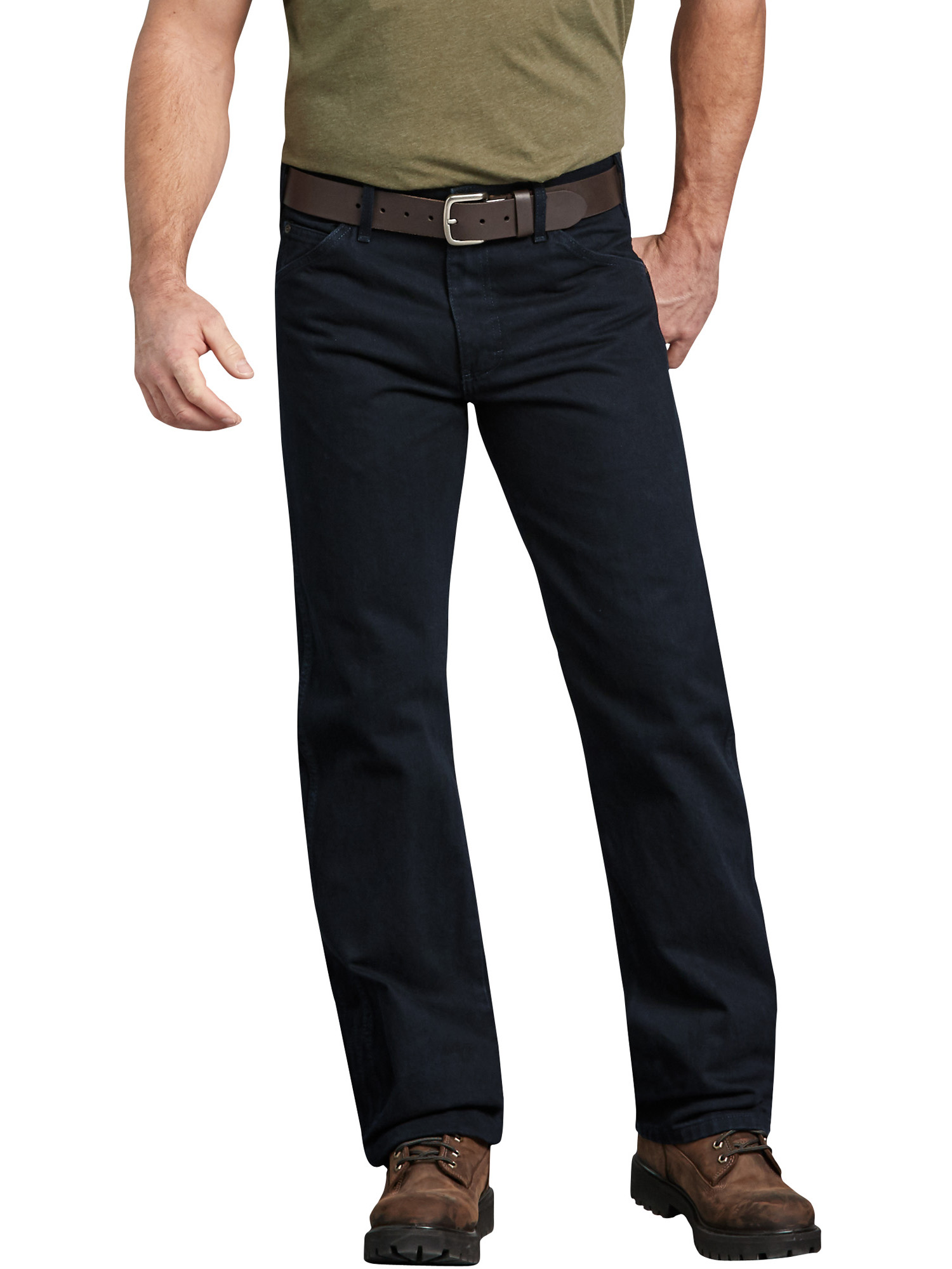 Men's Regular Fit 6 Pocket Jean with Multi-Use Pocket
