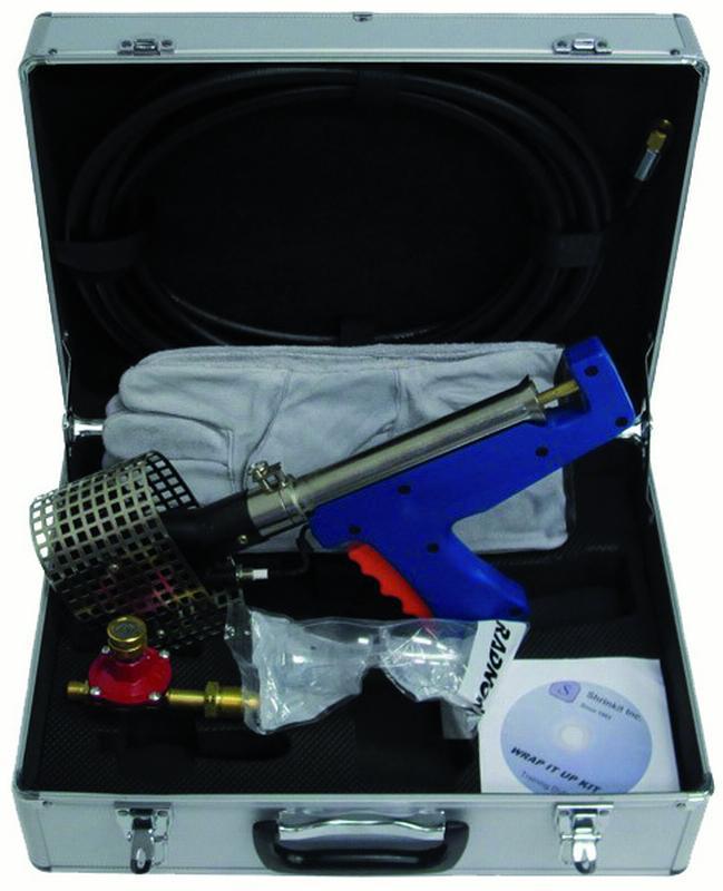 DR. SHRINK RS100 Shrink Wrap Heat Gun kit #707213 by Dr. Shrink
