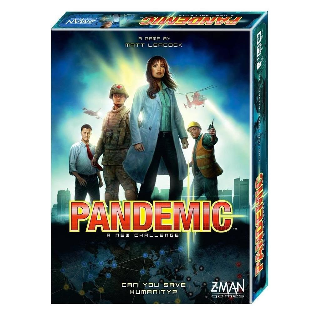Pandemic Game by Z-Man Games