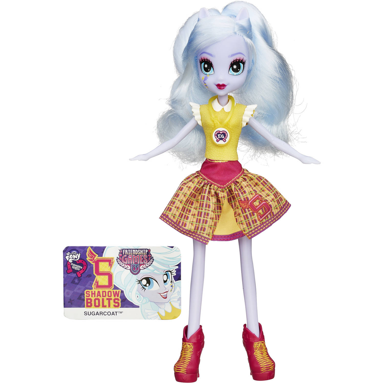 My Little Pony Equestria Girls Sugarcoat Friendship Games Doll by