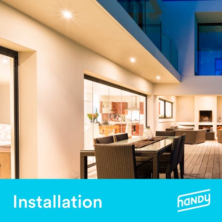 Landscape and Deck Lighting Installation by Handy ()