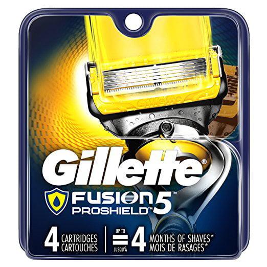 Gillette Fusion5 ProShield Men's Razor Blades (Choose Count)
