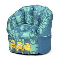 Universal Minions Movie Kids Bean Bag Chair