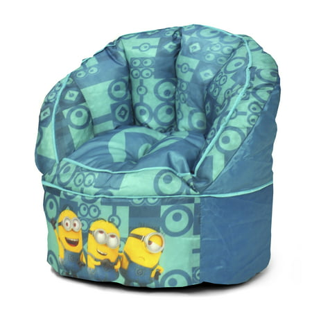 Minions Kids Bean Bag Chair