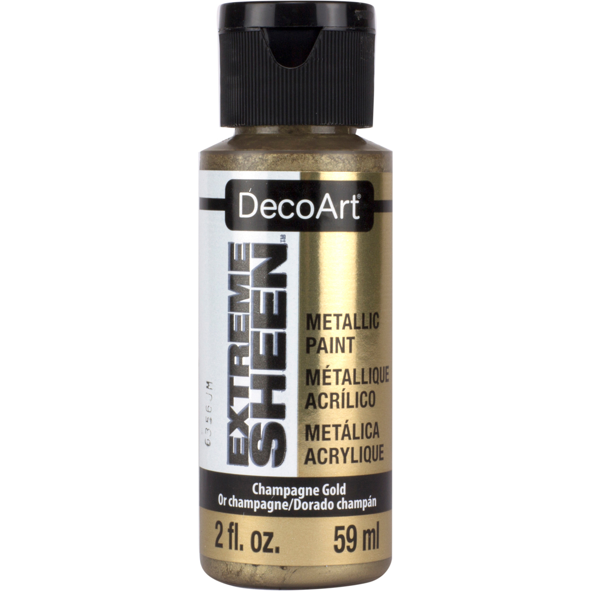 Extreme Sheen Paint 2oz-Champagne Gold