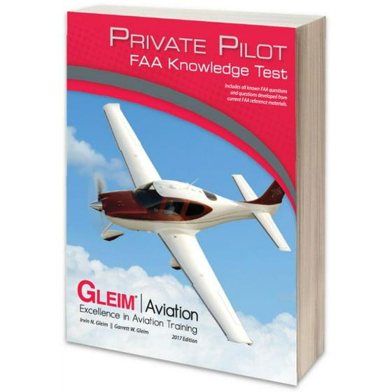 Gleim 2018 Private Pilot FAA Knowledge Test - Walmart com