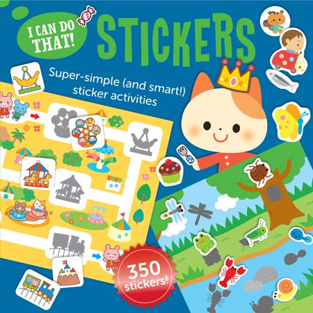 I Can Do That: Stickers : Super Simple (and Smart!) Sticker Activities](Halloween Activities To Do At School)