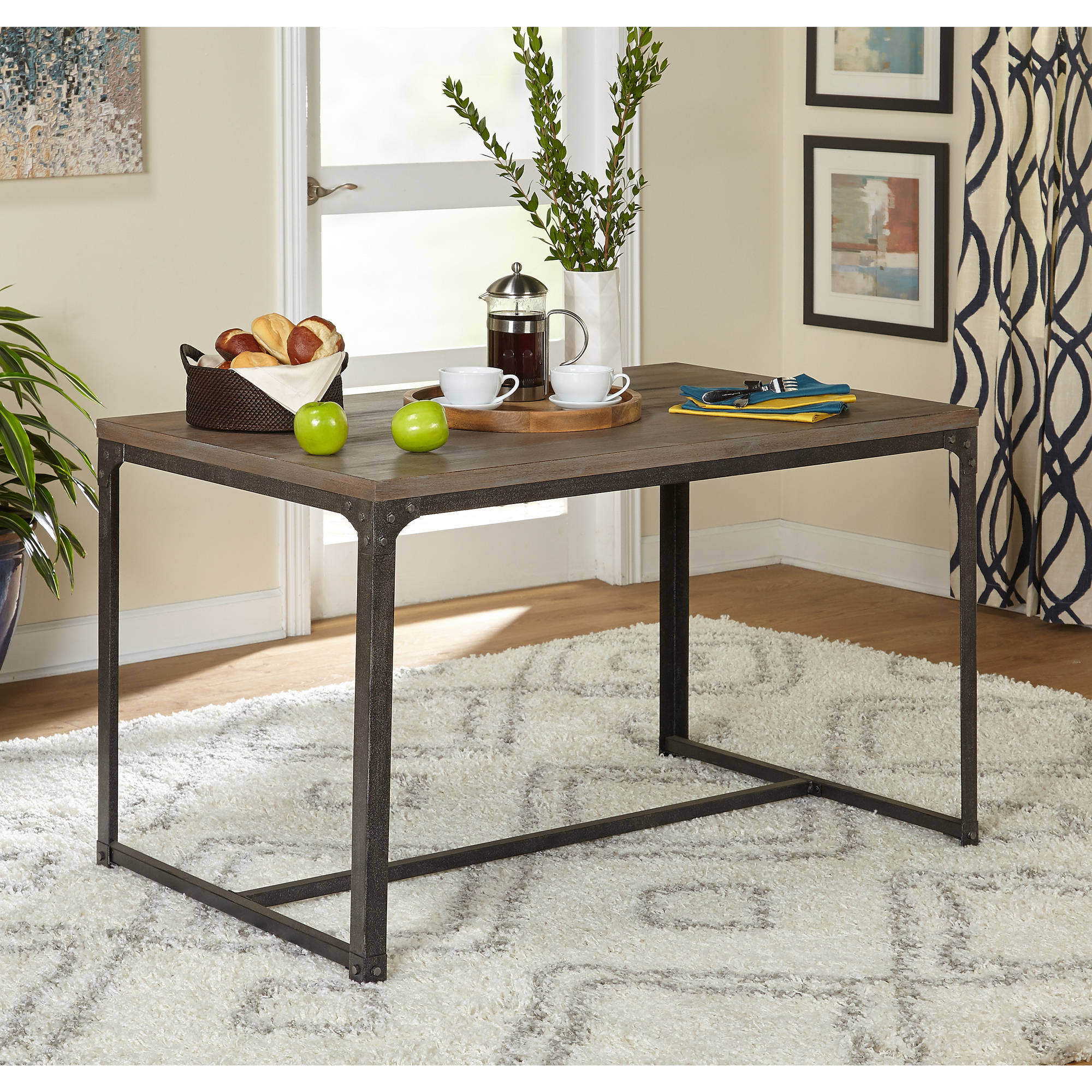 Scholar Table, Gray