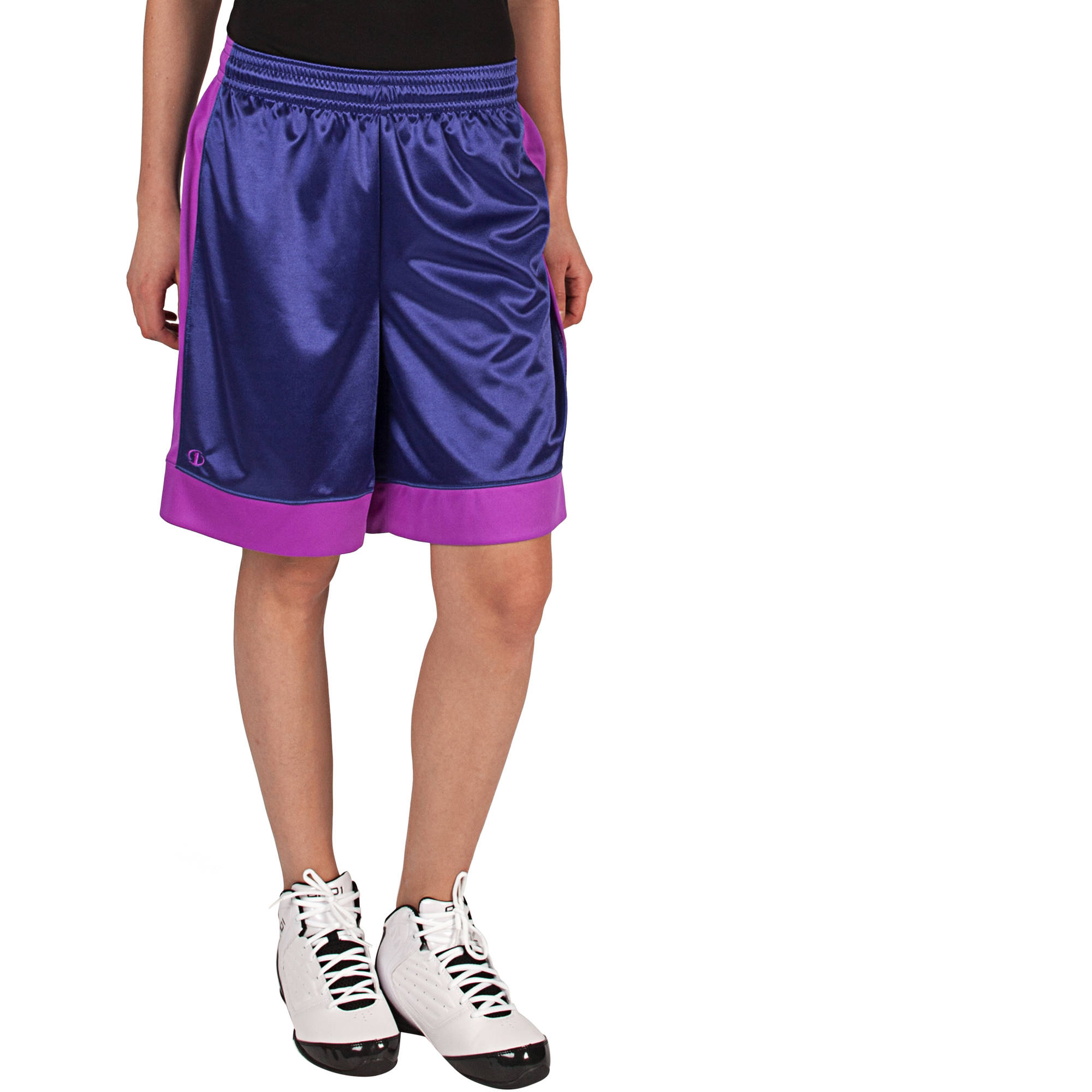 "AND1 Women's ALL COURTS Basketball Short  9"" Inseam"