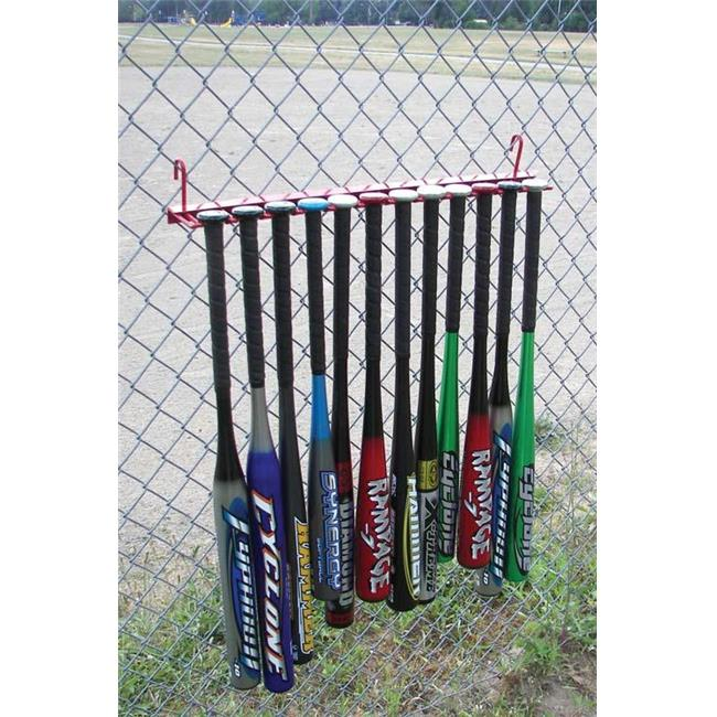 Olympia Sports BS040M 12 Bat Fence Rack